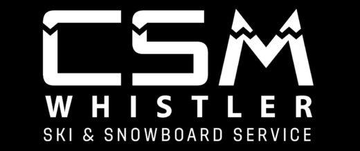 CSM Whistler Ski & Snowboard Tuning Services